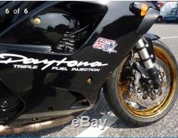Triumph 955i Daytona. 2001