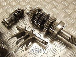 Triumph 955i Daytona 2006 complete gearbox 2001 2006