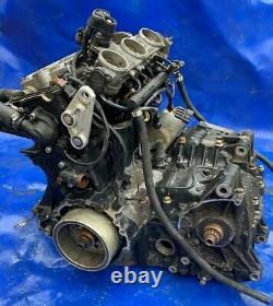 Triumph 955i daytona engine