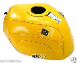 Triumph DAYTONA 955i 2002 BAGSTER TANK COVER protector yellow 1436A