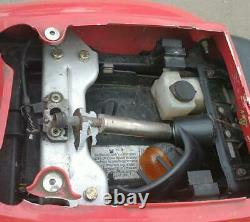 Triumph DAYTONA 955i (2003-2007) Engine