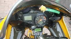 Triumph Datona 955i triple