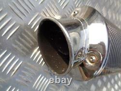Triumph Daytona 595 955i High Level Carbon Exhaust Silencer