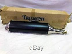 Triumph Daytona 595 & 955i & Speed Triple 885 955 Efi Silencer Genuine T2200509