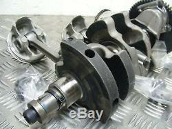 Triumph Daytona 955 955i 2003 Crankshaft Crank & Pistons Conrods 597