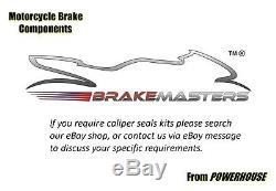 Triumph Daytona 955 i front brake caliper piston seal repair kit 2005 2006 set