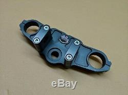Triumph Daytona 955I CNC Billet Top yoke Clamps Risers (Fits 2004 2007)