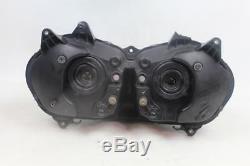 Triumph Daytona 955i 05-06 OEM Front Headlight Assembly Light CRACK T2702130