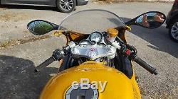 Triumph Daytona 955i=15k-1999-Very Good Condition