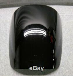 Triumph Daytona 955i, 1996-2007, OEM seat cowl and pad, black, T2304863-PG