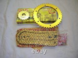 Triumph Daytona 955i 1999-2001 DID Chain and Talon Sprocket Kit. New