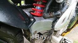 Triumph Daytona 955i 1999 One Owner From New