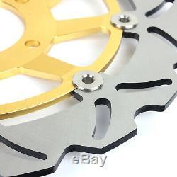 Triumph Daytona 955i 2001-06 Speed Triple 955 02-04 Front Rear Brake Discs Disks