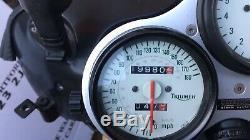 Triumph Daytona 955i 2001/X Silver