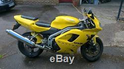 Triumph Daytona 955i 2002