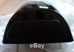 Triumph Daytona 955i 2002-2006 Single Seat Cowl jet black
