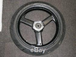 Triumph Daytona 955i 2002 Front Wheel & Tyre Front Rim