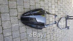 Triumph Daytona 955i 2003 06 Rear fairing & seat cowl. Black Use-able condition