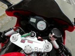 Triumph Daytona 955i 2003 18200 miles
