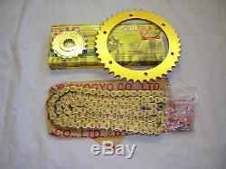 Triumph Daytona 955i 2003-2006 DID Chain and Talon Sprocket Kit. New