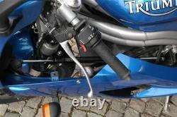 Triumph Daytona 955i 2003-2006 Toby Belgium Steering Damper Stabilizer+Mount Kit