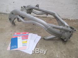Triumph Daytona 955i 2003 Frame, Logbook, HPI