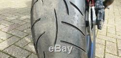Triumph Daytona 955i 2003 Silver Power Commander + Akrapovic exhaust, New MOT