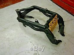 Triumph Daytona 955i 2006 Frame & Logbook HPI CLEAR