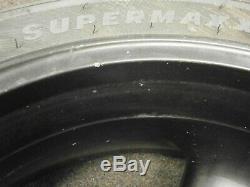 Triumph Daytona 955i 2006 Rear Wheel & Tyre