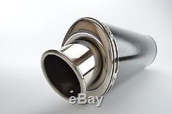 Triumph Daytona 955i 97-01 SP Engineering Carbon Fibre Oval Big Bore XL Exhaust