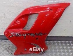 Triumph Daytona 955i 995 2004 Right Front Fairing Panel