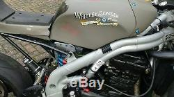 Triumph Daytona 955i Cafe Racer