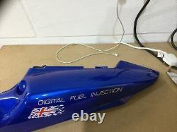 Triumph Daytona 955i Caspian Blue Rear Left Fairing NEW 2002-06