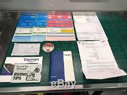 Triumph Daytona 955i Centenial Edition 2004 5700 Genuine Miles