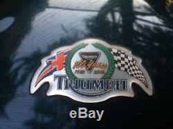 Triumph Daytona 955i Centennial 2002 Limited Edition