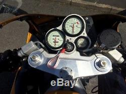 Triumph Daytona 955i, Completely standard, 8500miles