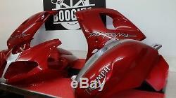 Triumph Daytona 955i Fuel Tank Primered