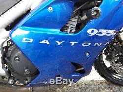 Triumph Daytona 955i Low mileage- HPI clear
