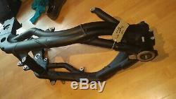 Triumph Daytona 955i Main Frame Chassis Speed Triple 1050 2005 FREE POSTAGE