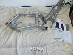Triumph Daytona 955i Main Frame Sub Frame V5 Hpi Clear