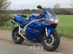 Triumph Daytona 955i Motorcycle 2003