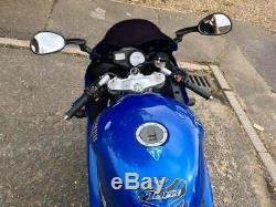 Triumph Daytona 955i Motorcycle 2003 Spares or Repair Runs and Rides usable