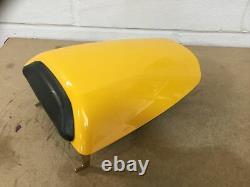 Triumph Daytona 955i Racing Yellow Rear Seat Cowl 2002-06