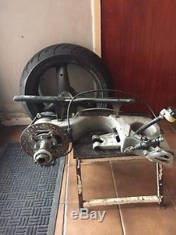 Triumph Daytona 955i Rear End Swing Arm Wheel Rear Brake Etc 2002 Bargain