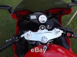 Triumph Daytona 955i Red centennium VERY RARE BIKE
