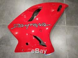 Triumph Daytona 955i Right Fairing NEW 50% OFF RRP T2304811-CM Tornado Red