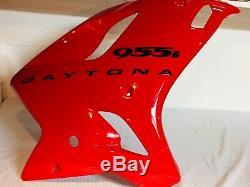 Triumph Daytona 955i Right Hand Fairing NEW Part No. T2304743-CM T2304740