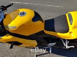 Triumph Daytona 955i SS 2005