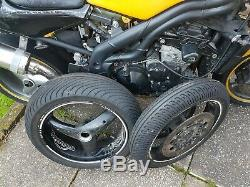 Triumph Daytona 955i SS Track Bike