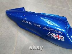 Triumph Daytona 955i Side Panel Right T2304783-JD Caspian Blue NEW OLD STOCK